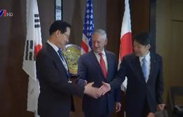 Hàn - Mỹ - Nhật nhất trí gia tăng sức ép lên Triều Tiên