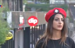 Lebanon ra mắt đội nữ cảnh sát điều tiết giao thông
