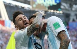 Chấm điểm Pháp 4-3 Argentina: Mbappe tiễn Messi rời nước Nga