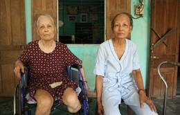 Gia cảnh khốn cùng của người phụ nữ mắc bệnh ung thư nuôi mẹ già yếu