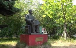 Phóng viên Thể Thao VTV tác nghiệp tại Nga: Viện Hồ Chí Minh tại Saint Petersburg