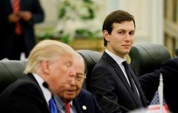 Lãnh đạo Arab yêu cầu Mỹ chưa công bố kế hoạch hòa bình Trung Đông