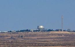 Israel lo ngại các lò phản ứng hạt nhân bị tấn công tên lửa