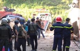 Cuộc đột kích đầy nguy hiểm vào điểm nóng ma túy Lóng Luông, Sơn La