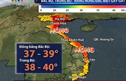 Nắng nóng sẽ tiếp diễn trong 5 ngày tới