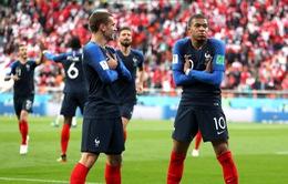 Lịch thi đấu và trực tiếp FIFA World Cup™ 2018 ngày 30/6, rạng sáng 01/7: Pháp - Argentina, Uruguay - Bồ Đào Nha