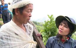 Phóng viên Nguyễn Ngân và những câu chuyện ám ảnh về trận sạt lở đất tại Hà Giang, Lai Châu