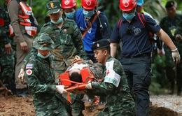 Thái Lan diễn tập sơ cứu đội bóng mất tích