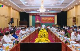 Thủ tướng làm việc với tỉnh Thái Nguyên