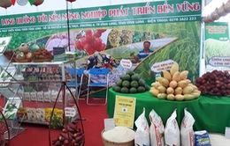 Triển lãm sản phẩm nông nghiệp công nghệ cao thu hút hơn 200 gian hàng