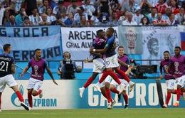 KẾT QUẢ Pháp 4-3 Argentina: Trong cơn mưa bàn thắng, Messi chia tay World Cup 2018!