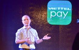 Ngân hàng số ViettelPay chính thức ra mắt, đáp ứng mọi nhu cầu chuyển tiền