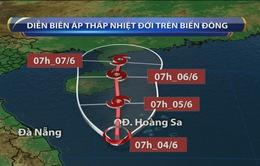 Các tỉnh thành miền Trung chủ động ứng phó diễn biến áp thấp nhiệt đới