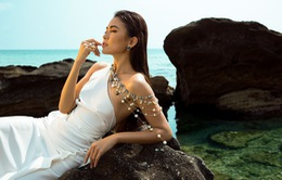 Ấ hậu Mâu Thủy đẹp như nữ thần trong bộ ảnh mới