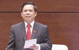 Hôm nay (4/6), Bộ trưởng Bộ Giao thông Vận tải Nguyễn Văn Thể trả lời chất vấn