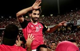 ĐT Ai Cập chốt danh sách dự World Cup 2018: Bất ngờ với Salah