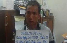 Bắt đối tượng người Lào vận chuyển 15 kg ma túy
