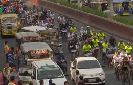 Đạp xe vì môi trường tại Philippines