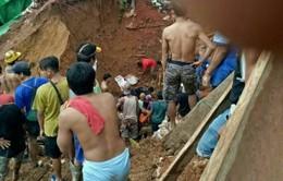 Lở đất tại mỏ khai thác vàng làm 6 người chết ở Indonesia