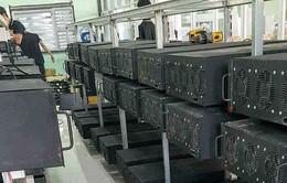 Đề xuất tạm dừng nhập khẩu máy đào tiền ảo