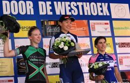 Tay đua Nguyễn Thị Thật giành chiến thắng tại Bỉ