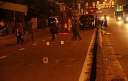 Nổ súng tại TP.HCM, thanh niên bị đạn găm trúng đầu tử vong
