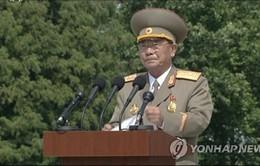 Triều Tiên thay Bộ trưởng Bộ Quốc phòng