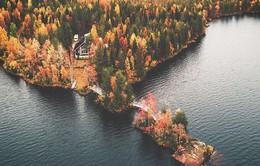 Lạc vào xứ sở cổ tích Phần Lan