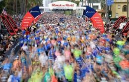 Bắt giữ đối tượng nổ súng trong cuộc chạy marathon San Diego