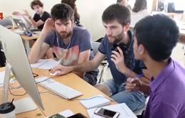 Sinh viên Pháp - Việt cùng làm báo về môi trường Việt Nam