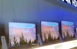 Thị trường tivi giảm giá để kích cầu