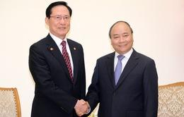 Thủ tướng tiếp Bộ trưởng Bộ Quốc phòng Hàn Quốc