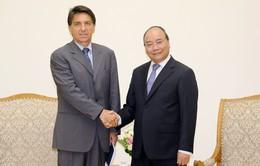 Trao đổi thương mại Việt Nam - Hy Lạp có bước phát triển nhanh