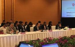 Việt Nam tham dự Hội nghị Quan chức cao cấp ASEAN