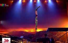 """Quốc Cơ - Quốc Nghiệp chia sẻ về """"cú nhảy sinh tử"""" ở đêm chung kết Britain's Got Talent"""