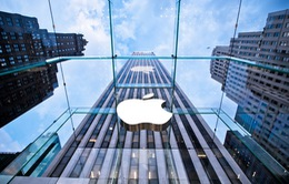 Giá cổ phiếu Apple lập mức kỷ lục cao nhất mọi thời đại