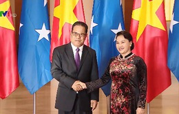 Chủ tịch Quốc hội Micronesia thăm chính thức Việt Nam