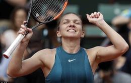 Simona Halep đối đầu Angelique Kerber ở tứ kết Pháp mở rộng 2018