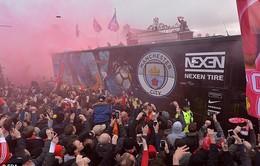 Liverpool nhận án phạt từ UEFA