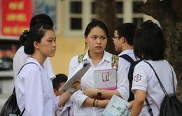 Đề thi chính thức môn Toán tuyển sinh lớp 10 năm học 2018 - 2019 ở Hà Nội