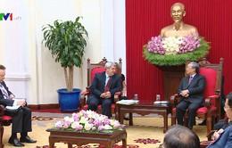 Tăng cường quan hệ Việt Nam và Czech