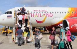 Mở lại đường bay thẳng Cần Thơ - Bangkok