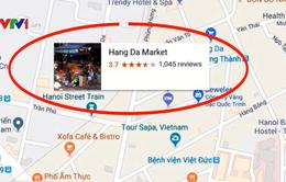 Hà Nội làm hồ ngầm chống ngập 25 tỷ đồng tại chợ Hàng Da