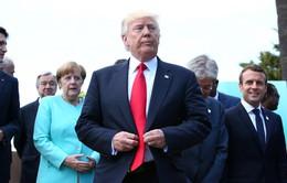 Chính sách thuế của ông Trump cô lập Mỹ tại Hội nghị Thượng đỉnh G7