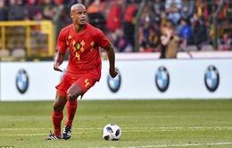 ĐT Bỉ mong trung vệ thép bình phục để chống lại người Anh tại World Cup 2018