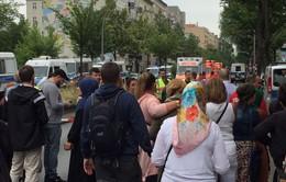 Đức xử lý xong sự cố an ninh trường học ở Gesundbrunnen