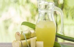 Giá trị dinh dưỡng của mía và nước mía