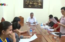 Phú Yên: Tiến hành hòa giải tranh chấp lao động vụ buộc thôi việc hàng loạt giáo viên