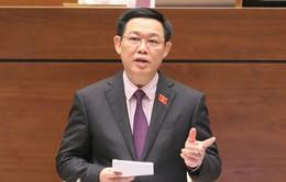 PTT Vương Đình Huệ: Xem xét cơ sở pháp lý về việc cấm nhập máy đào tiền ảo