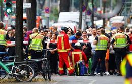 Trường tiểu học ở Berlin sơ tán vì tình nghi có đối tượng mang súng